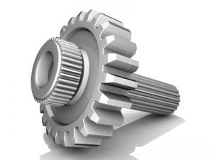 3D CAD Model Gear