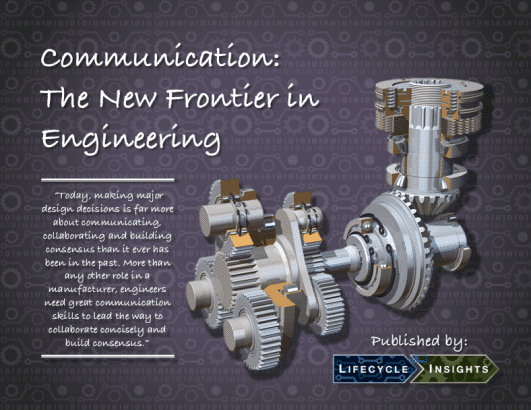 eBook Cover / Communication: The New Frontier in Engineering