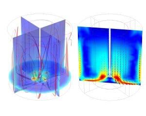 Simulation CFD Jet Mixer
