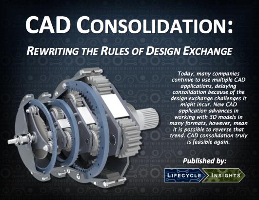 eBook Cover / CAD Consolidation