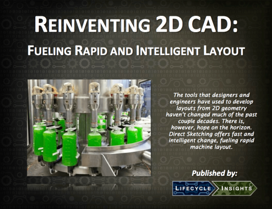 eBook Cover / Reinventing 2D CAD Layout