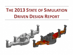 eBook Cover / The State of Simulation Driven Design