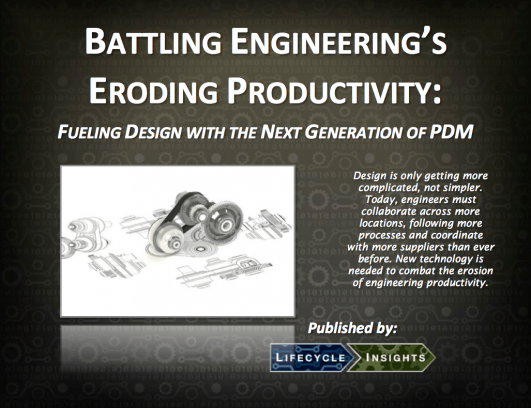 eBook Cover / Battling Engineering's Eroding Productivity