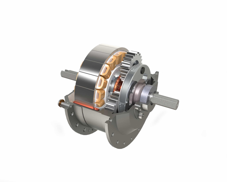 3D CAD Model Rotor