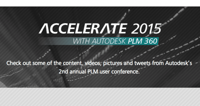 Event / Autodesk Accelerate 2014