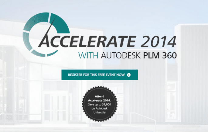 Event / Autodesk Accelerate 2015