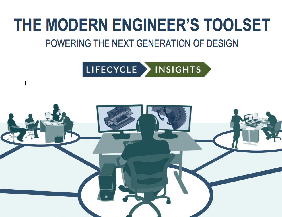 Cover / The Modern Engineer's Toolset