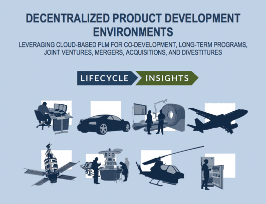 Cover / Decentralized Product Development Environment