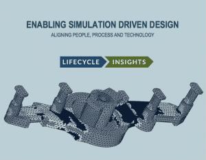 Cover / Enabling Simulation Driven Design