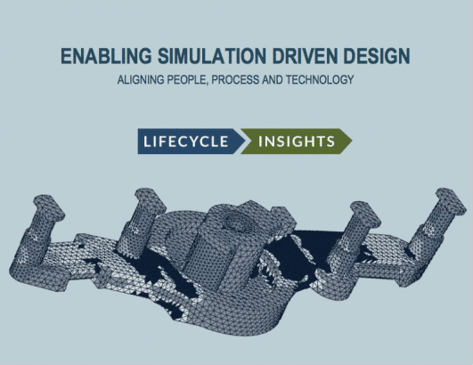 Cover / Enabling Simulation Driven Design