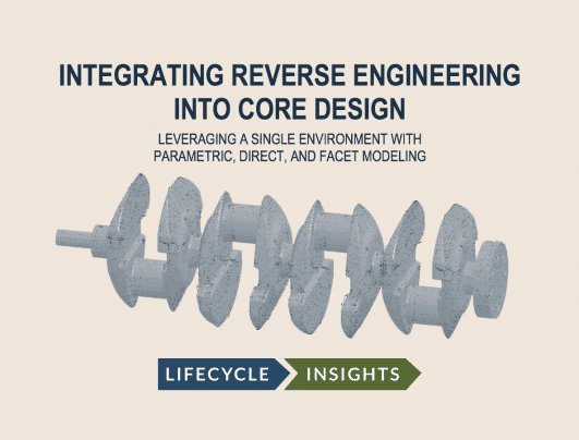Cover: Integrating Reverse Engineering into Core Design