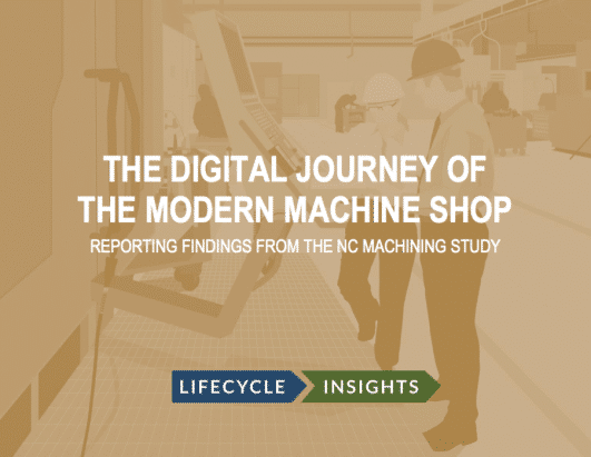 Cover / The Digital Journey of the Modern Machine Shop