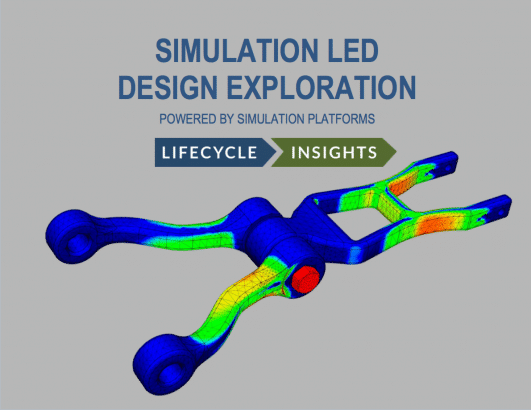 Cover / Simulation Led Design Exploration