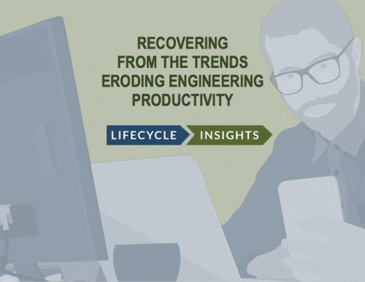 Cover / Recovering from the Trends Eroding Engineering Productivity