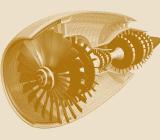 Turbine Jet Engine
